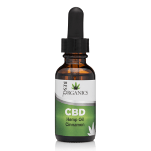 Full Spectrum CBD Oil - ResQ Organics Pets