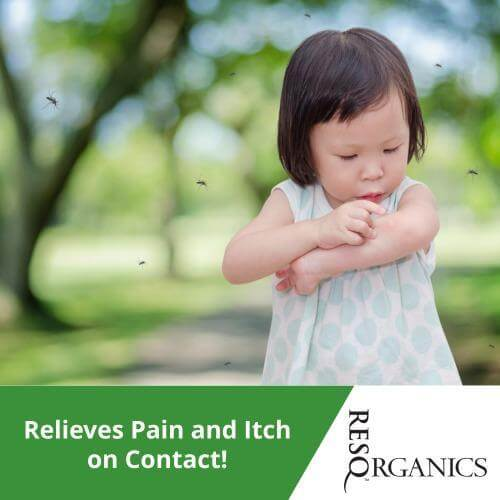 Mosquito Bite Cream - All Natural so its great for Kids!