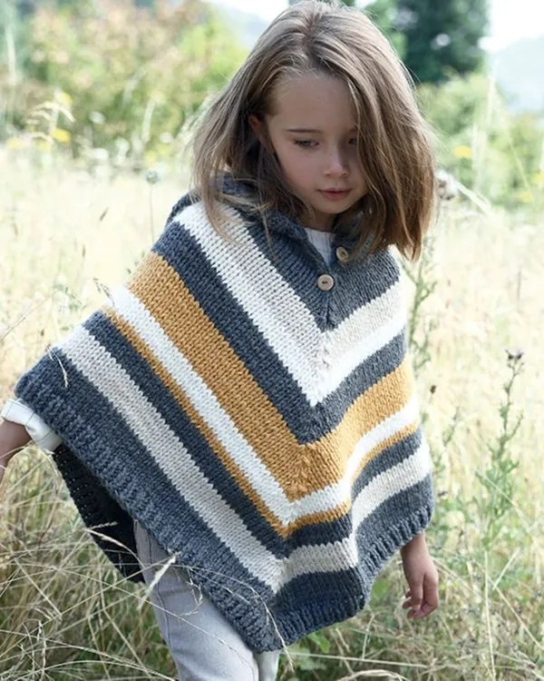 Poncho Fille 12 Ans A Tricoter : poncho, fille, tricoter, Limited, Deals·poncho, Fillette,OFF, 72%,nalan.com.sg