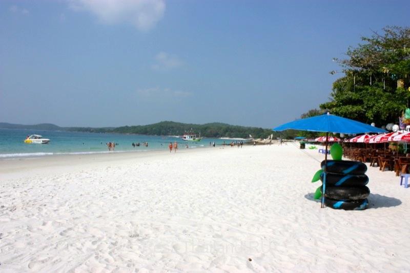 Отели и пляжи на острове Ко Самет