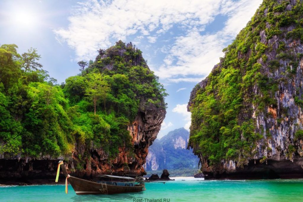 Остров Краби Тайланд