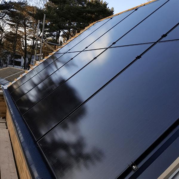 rest renewable energy services team solar panel home gallery