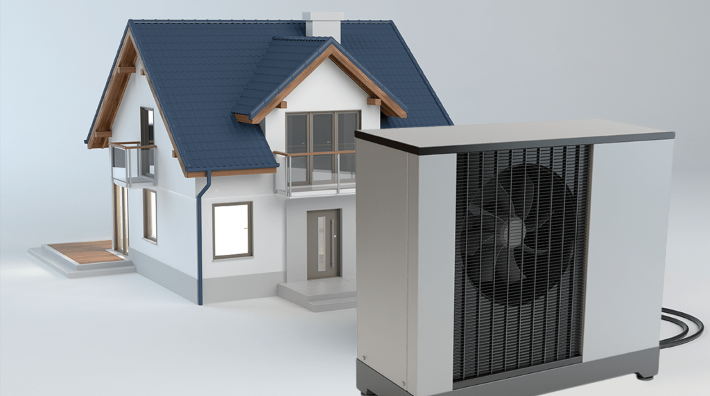 1. Best air source heat pump