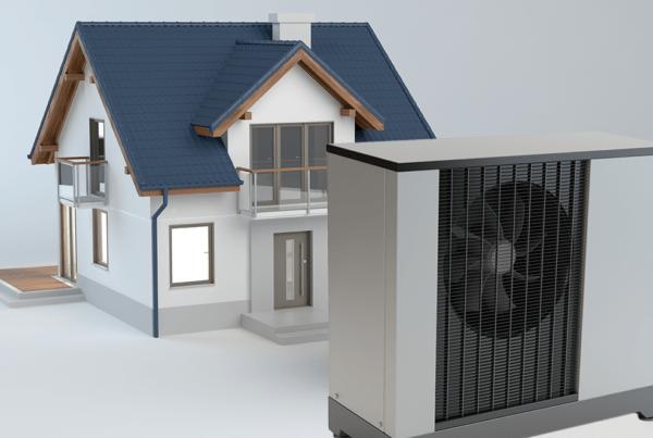 1. Best air source heat pump
