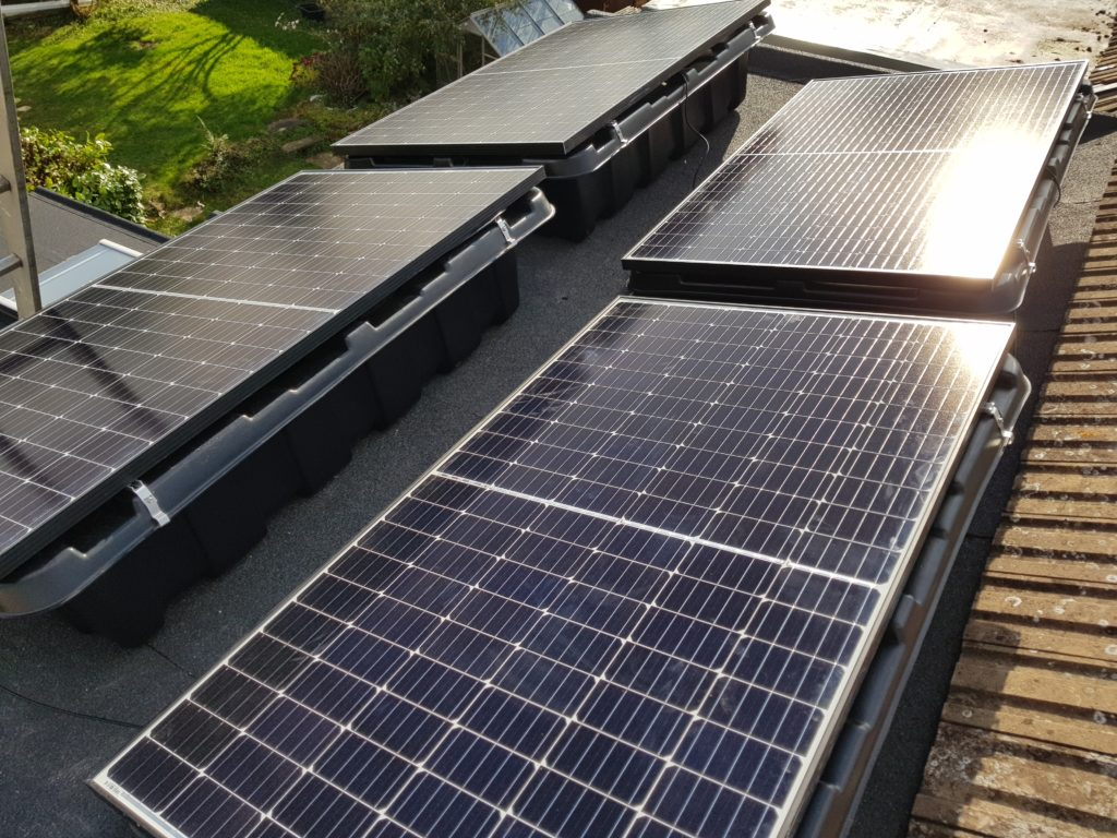 buying solar panels in the UK