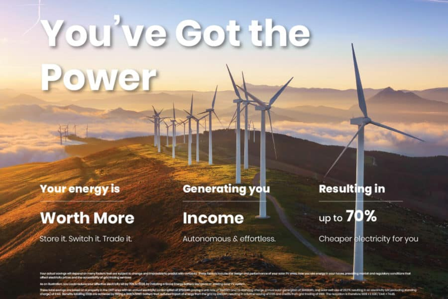 how does social energy work