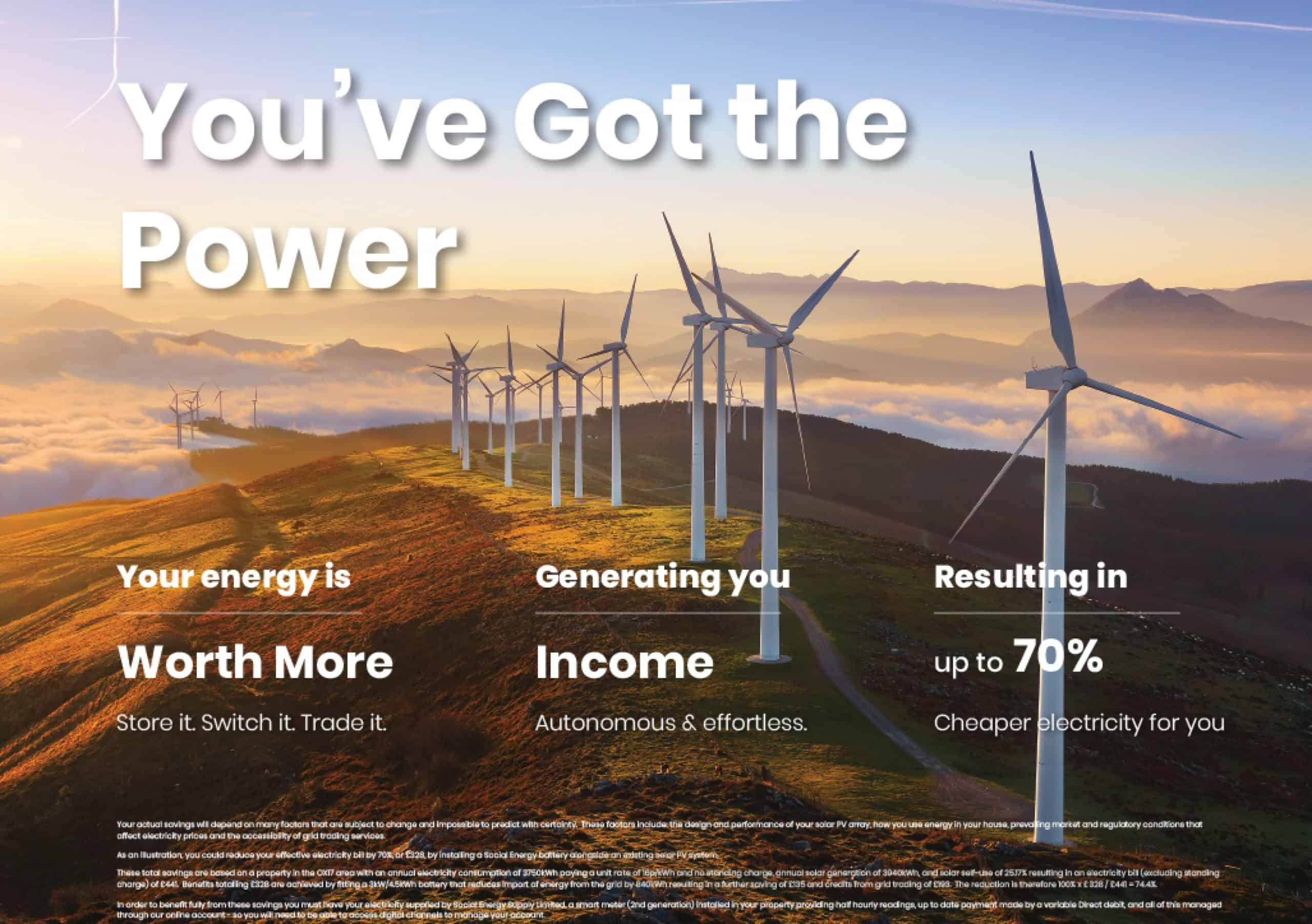 How Does Social Energy Work?
