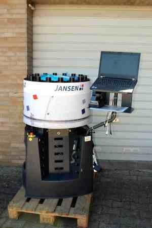 1 Farbmischanlage, Fabr.: Jansen, Typ: Fast Fluid X-Smart