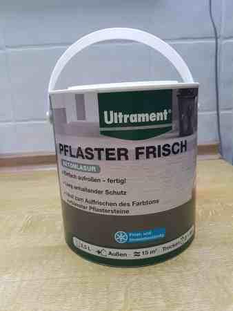 Ultrament Pflaster Frisch