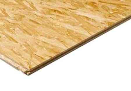 OSB/3 Verlegeplatten Dicke 18 mm mit Nut und Feder   Plattengröße 2.500 x 675 mm   Grundpreis/ Qm: 5,00 EUR