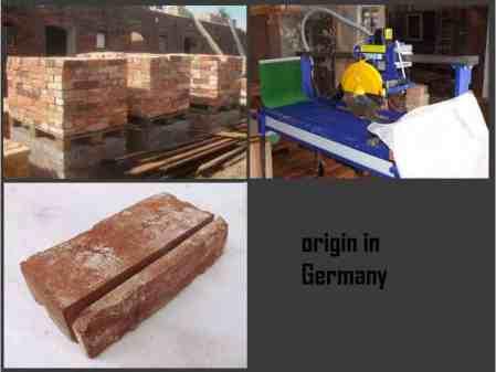 Angebot Verblender alternative Wandgestaltung Steinfliesen Ziegelsteine Mauersteine Landhaus Küchenrückwand Fliesen Keramik Antik Riemchen