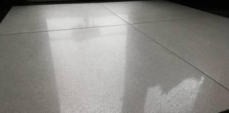Steuler Design Feinsteinzeug, Bodenfliese, grau 50×50