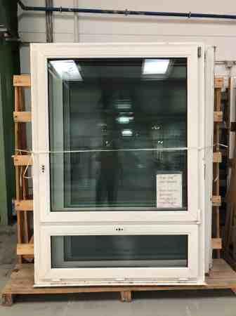 Fenster gebraucht aus Kunststoff