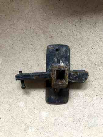 Original Tempo Schaler 6B (Frosch) Keilspannschloss