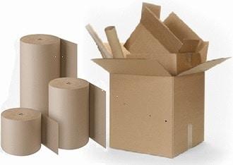 Kartons 50cm x 37cm x 37cm, Qualität zweiwellig- 2.40BC