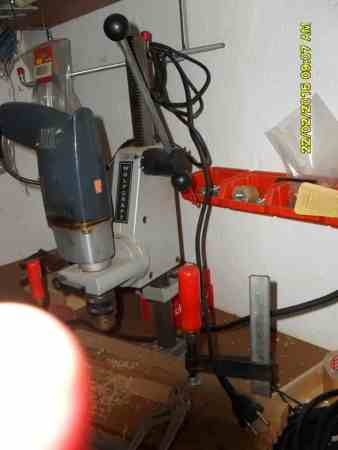 Stabiler Wolfcraft Bohrständer Mod. 5250