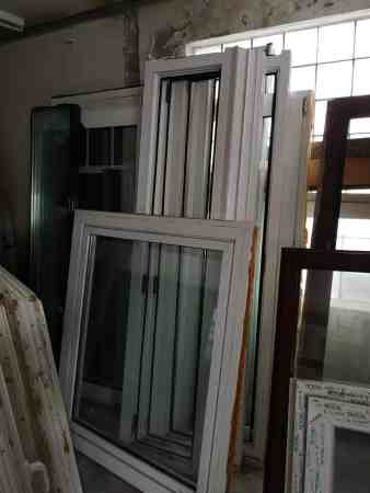 Gebrauchte Fenster in vielen Größen