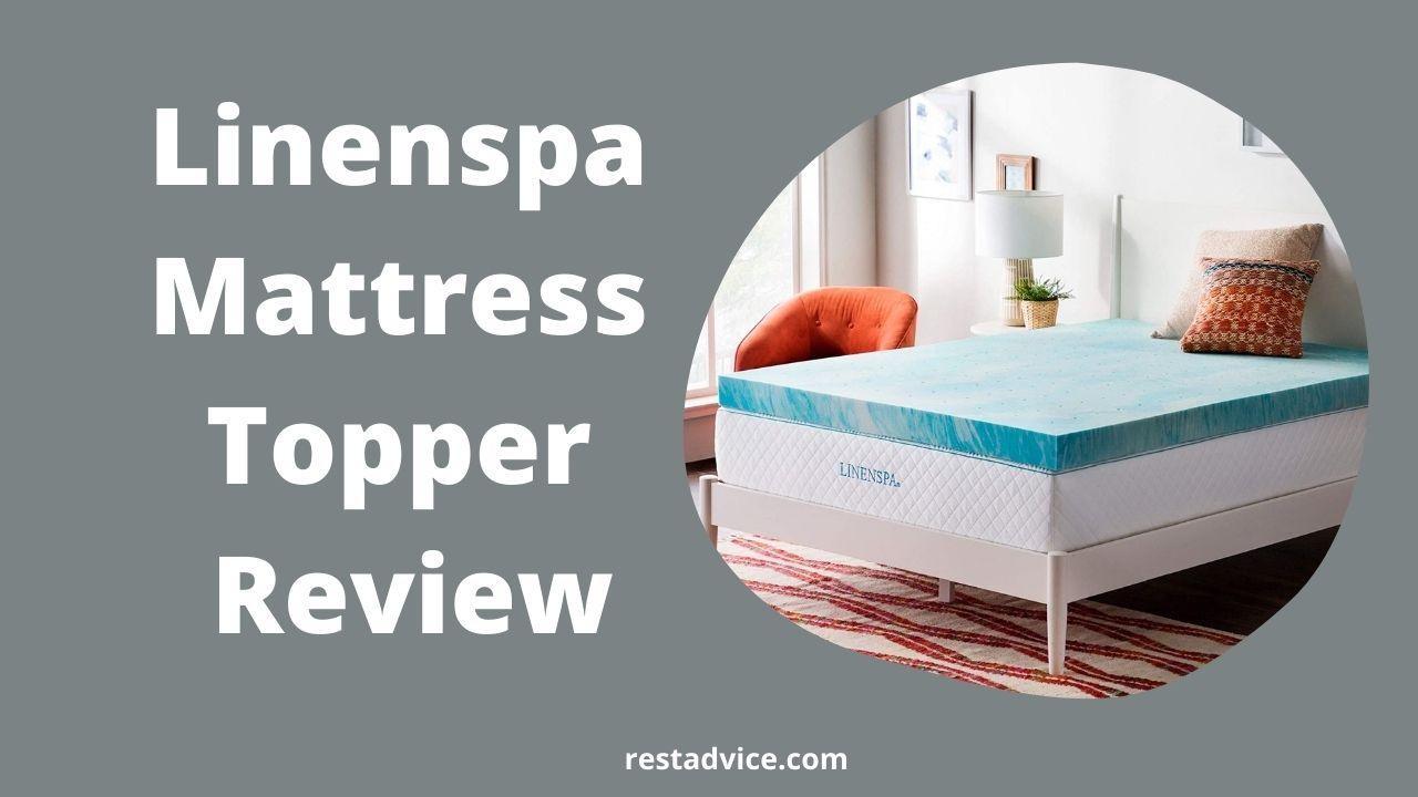 Linenspa Mattress Topper Review