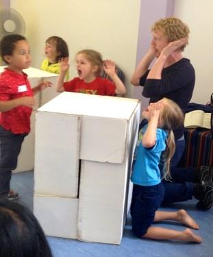 PDSW Summer Reading Challenge, Dance in Libraries