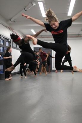 Company class at REACH 2012