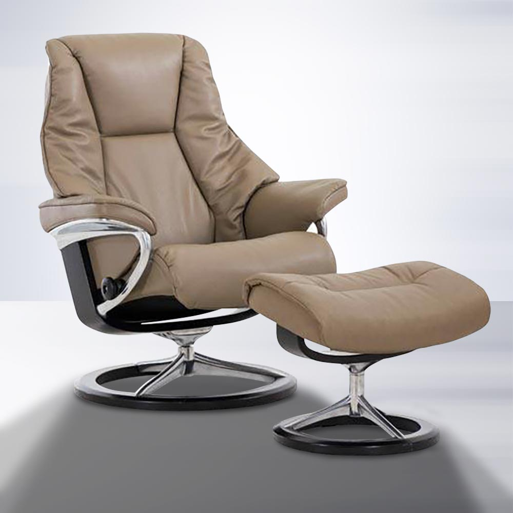 Classic Chair Live Classic Chair And Ottoman