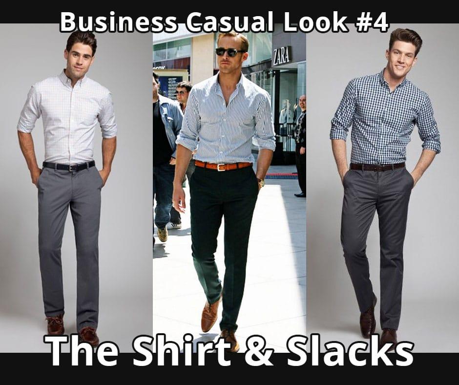 Professional Clothing Men