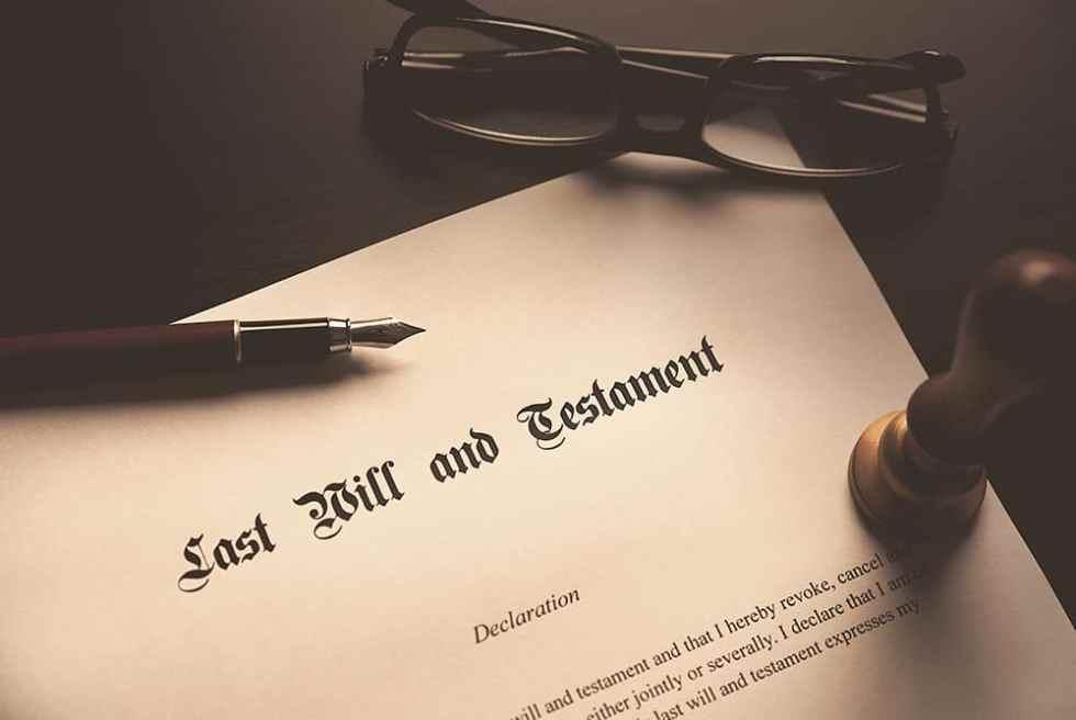 Photo of Last Bill and Testament