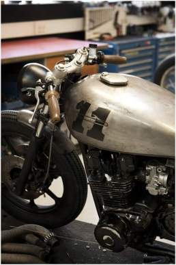 Restaura la moto