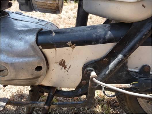 Bultaco 155 12