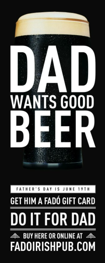 Restaurant Promotion Idea 33 Fathers Day Specials