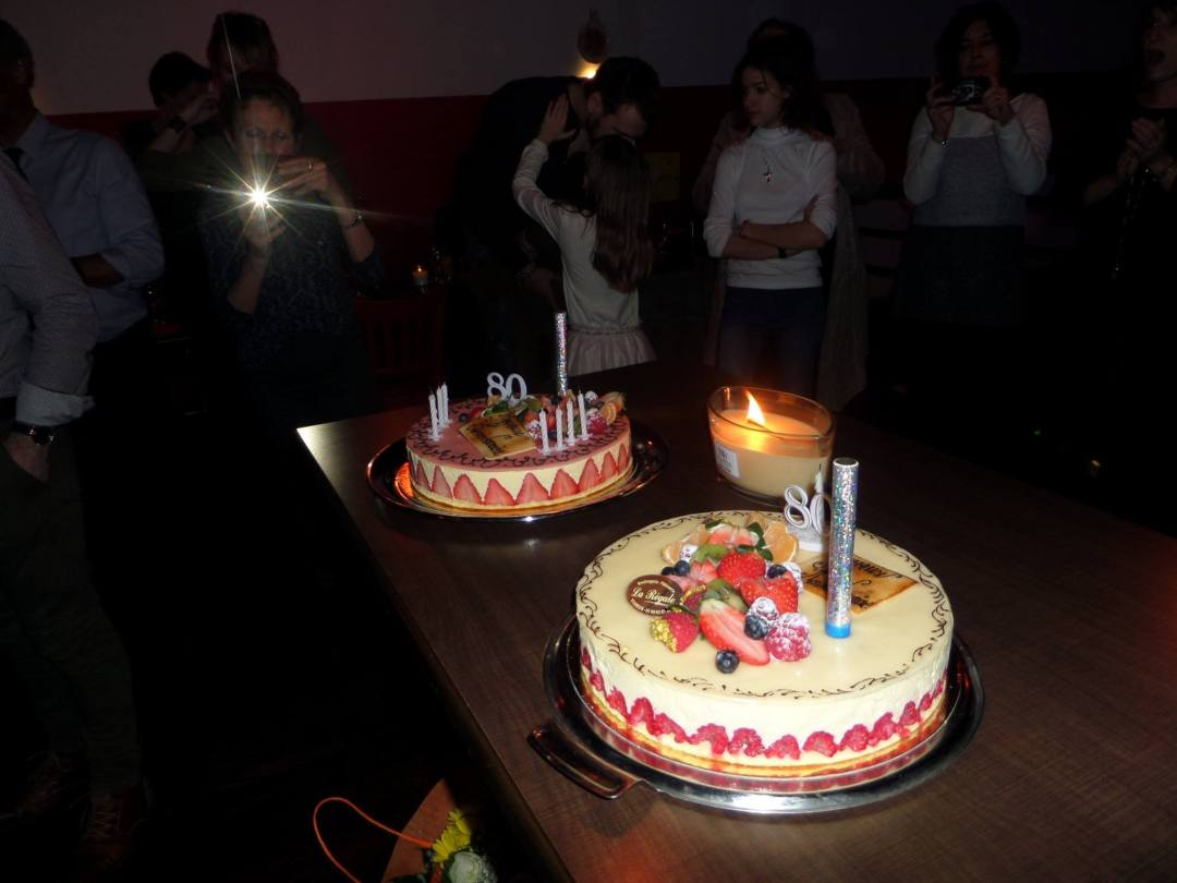 Fêter son anniversaire chez Tutti Quanti