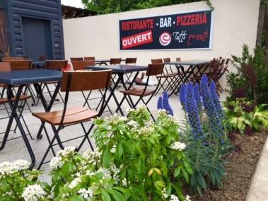 Pizzeria Restaurant Italien Tutti Quanti - terrasse