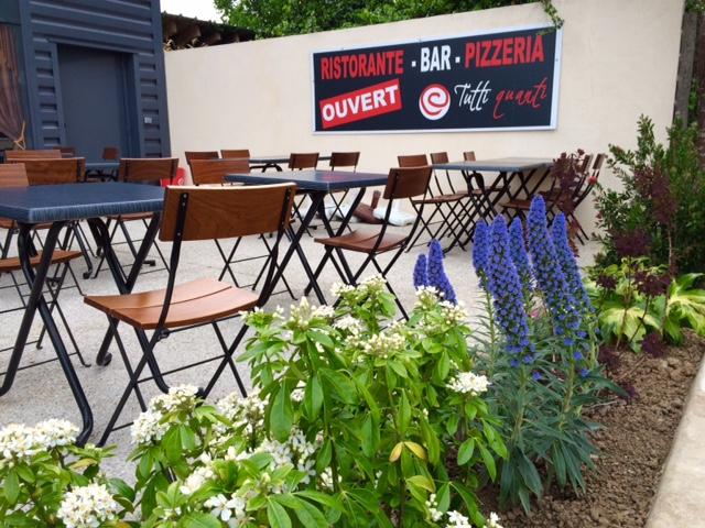 Restaurant pizzeria Tutti Quanti à Draveil Essonne