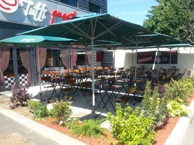 restaurant pizzeria tutti quanti draveil - terrasse