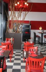 Restaurant italien pizzeria tutti-quanti draveil / Essonne salle