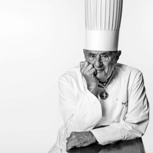 Portrait de Paul Bocuse
