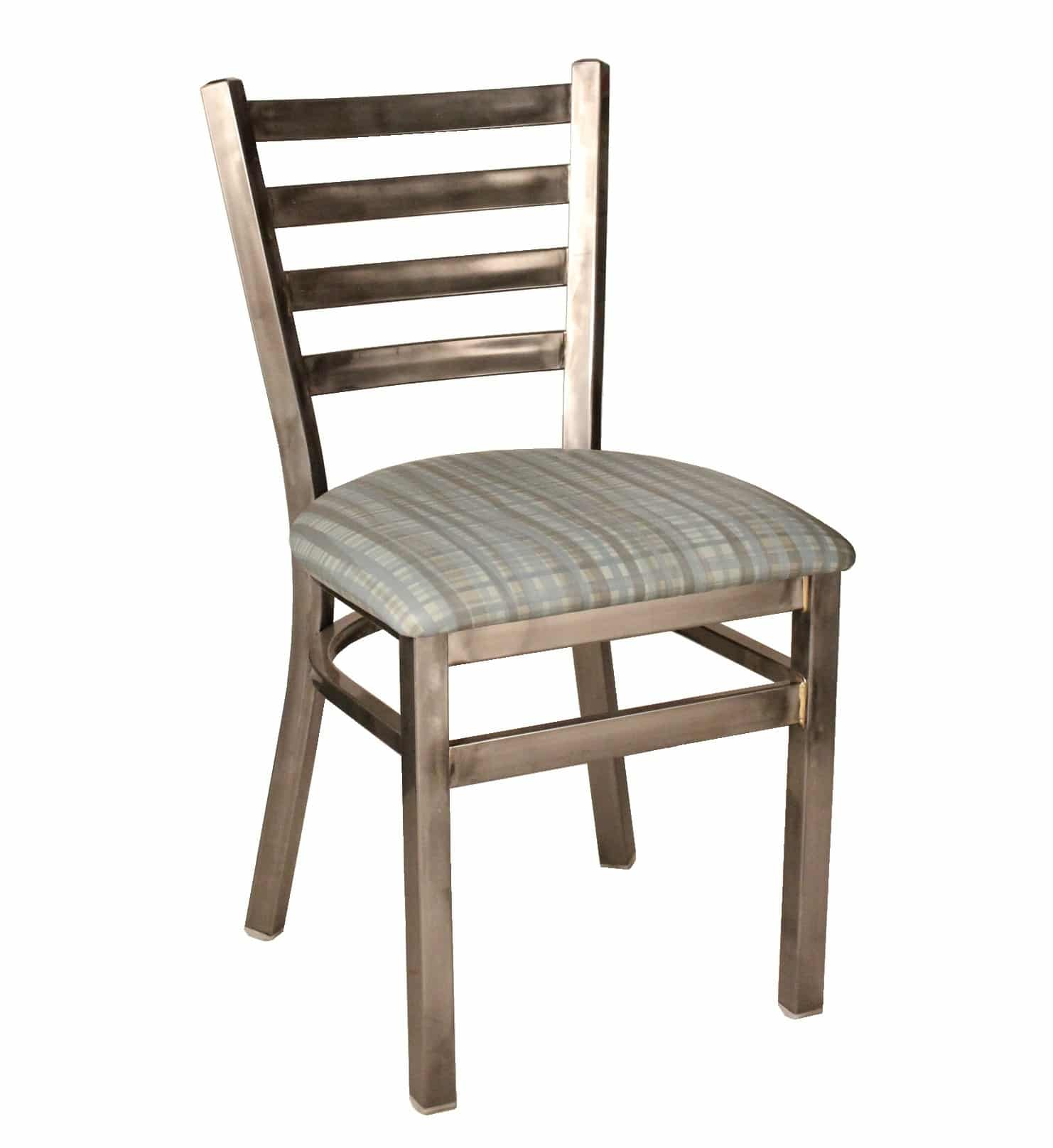 Metal Chairs Heavy Duty Ladder Back Chair Model 742 Restaurant Chairs By M