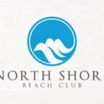 North Shore Beach Club logo design