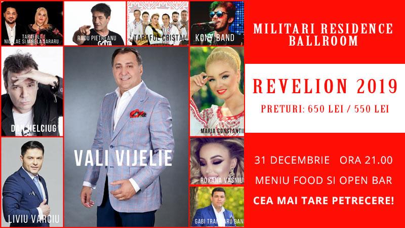 Revelion Militari Residence Ballroom