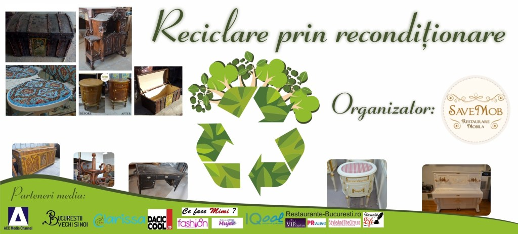 Reciclare prin reconditionare