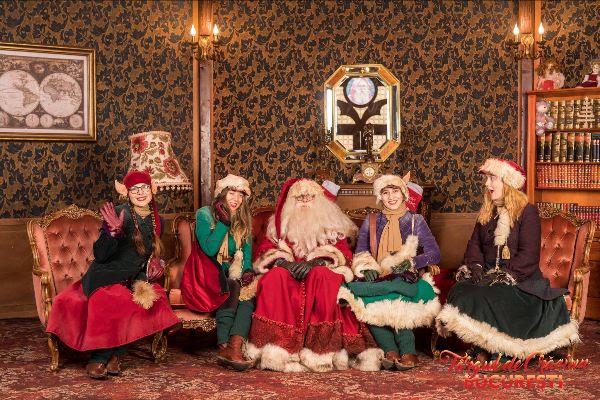 Târgul de Crăciun București - Program artistic: 20 – 26 decembrie 2019