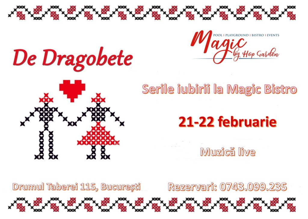 Dragobete Magic Bistro