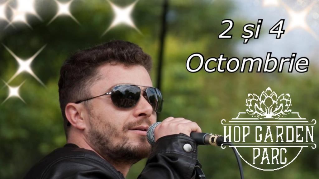 Seri de toamna cu muzica live by Mihai Grigoras in Parcul Moghioros