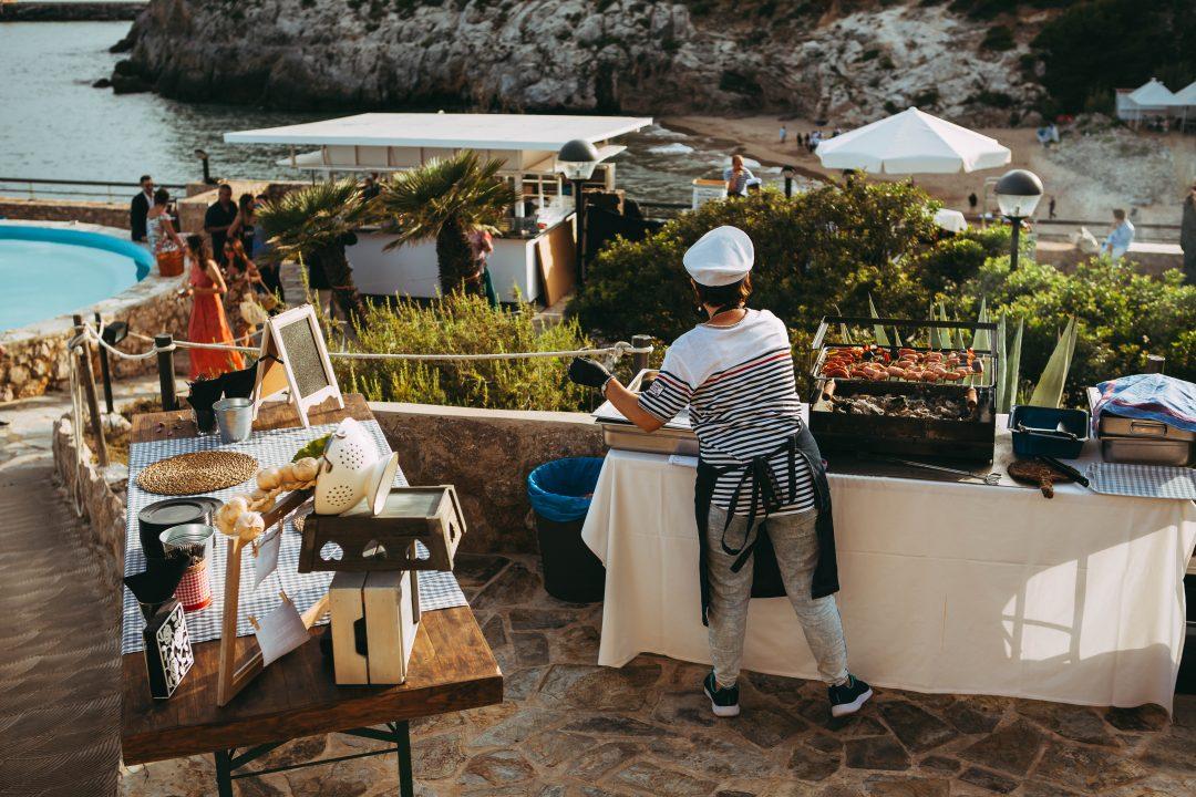 Buffet Boda Catering Cala Morisca