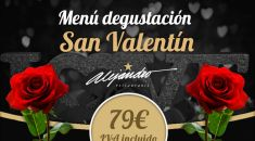 Menú San Valentín Restaurante Alejandro