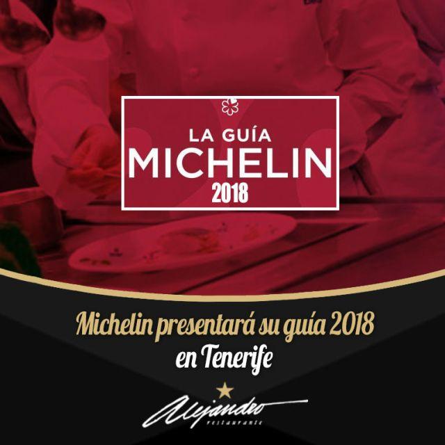 Presentación Guía Michelin
