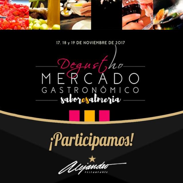 Degustho Mercado Gastronómico