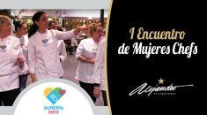 I Encuentro de Mujeres Chefs Almería
