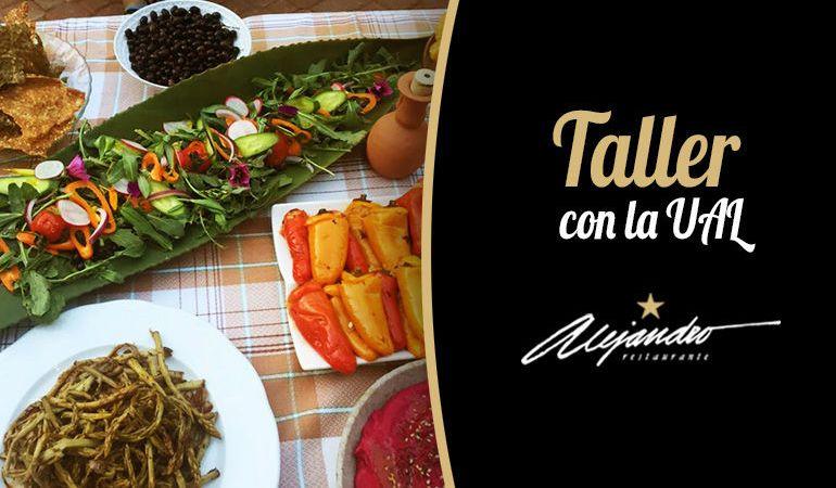 Taller Restaurante Alejandro ual
