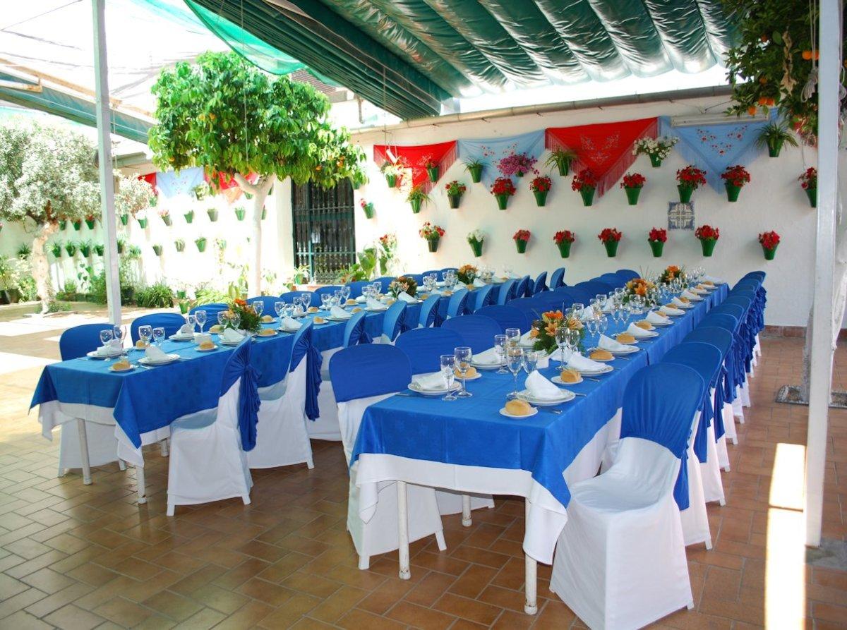 GURMÉCORDOBA (ABC SEVILLA):Nos vamos de ruta por los restaurantes con los patios más bonitos